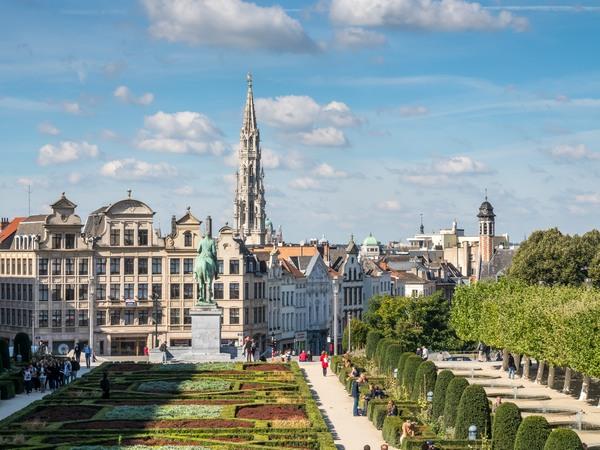 Why choose Belgium ?